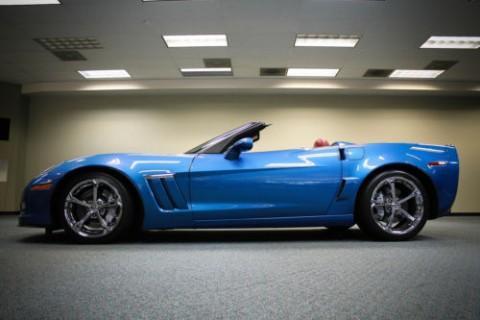 2011 Chevrolet Corvette Z16 3LT Convertible for sale