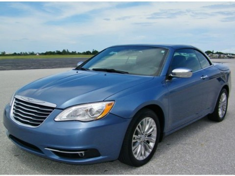 2011 Chrysler 200 Series Limited Convertible for sale