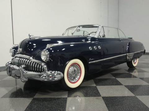 1949 Buick Super 50 Convertible for sale