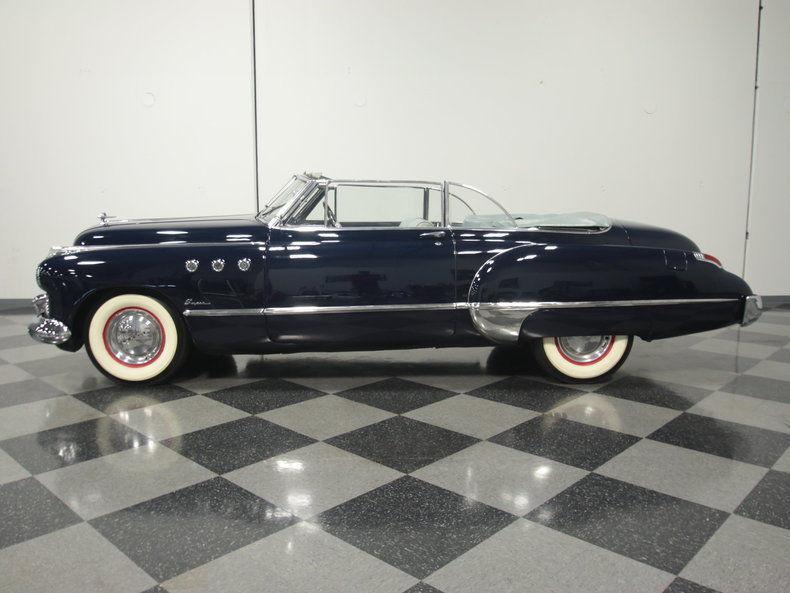 1949 Buick Super 50 Convertible