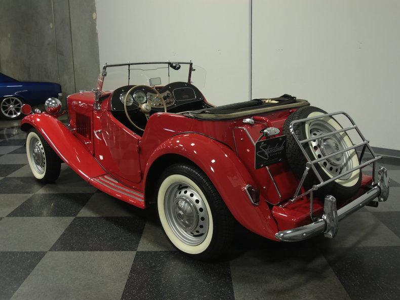 1952 MG T Series