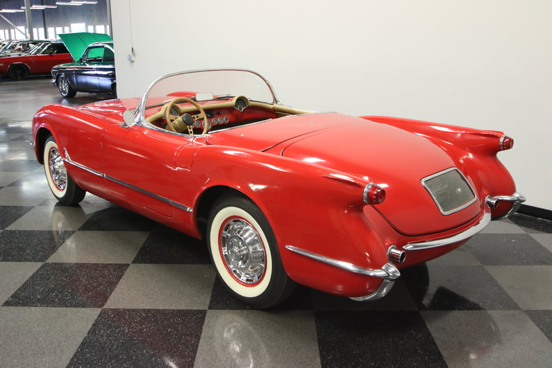 1953 Chevrolet Corvette convertible