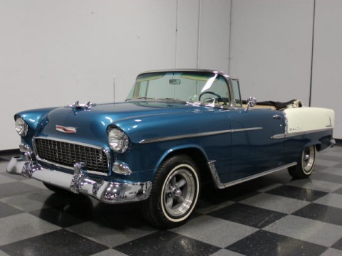 1955 Chevrolet Bel Air/150/210 Convertible for sale