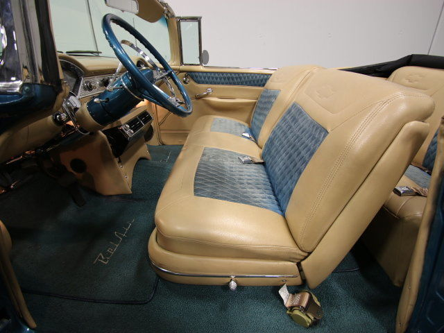 1955 Chevrolet Bel Air/150/210 Convertible