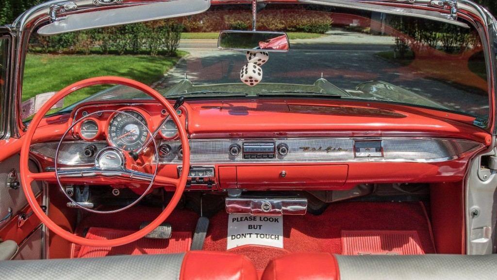 1957 Chevrolet Bel Air/150/210 Convertible