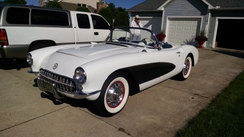 1957 Chevrolet Corvette Convertible for sale