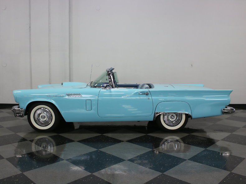 Ford Fort Worth >> 1957 Ford Thunderbird Convertible for sale