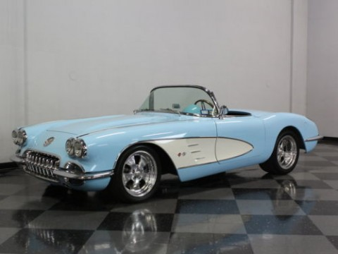 1959 Chevrolet Corvette Convertible for sale