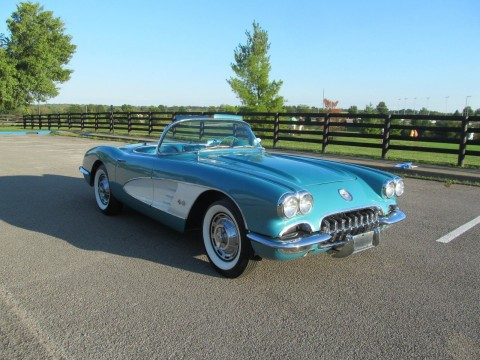 1960 Chevrolet Corvette CONVERTIBLE for sale