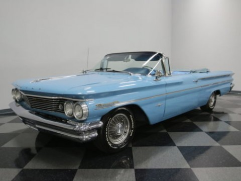 1960 Pontiac Bonneville Convertible for sale