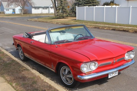 1962 Chevrolet Corvair Convertible for sale