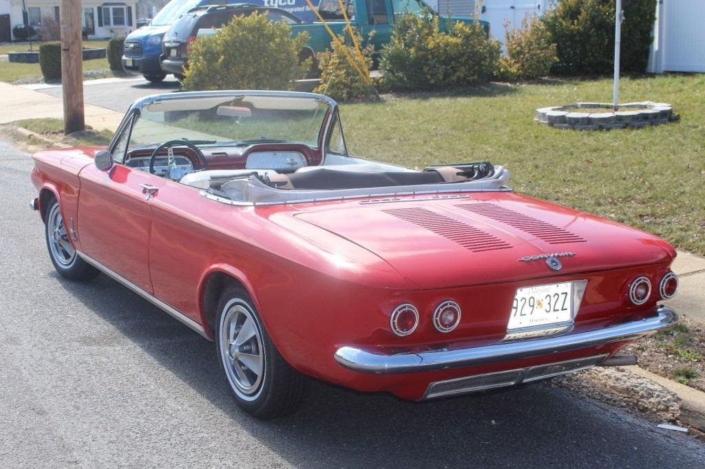 1962 Chevrolet Corvair Convertible