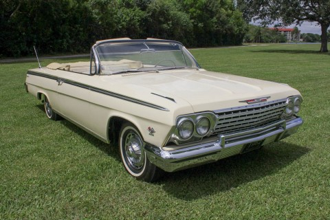 1962 Chevrolet Impala SS 409 Convertible for sale