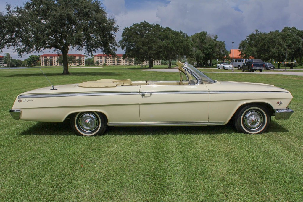 1962 chevrolet impala ss 409 convertible for sale. Black Bedroom Furniture Sets. Home Design Ideas
