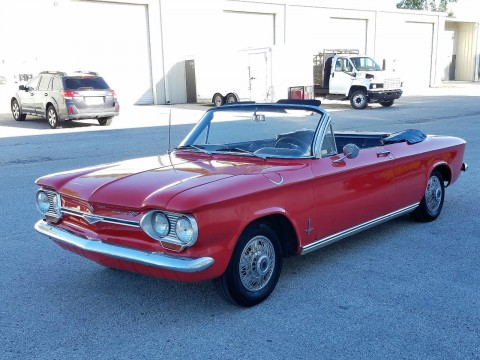 1963 Chevrolet Corvair Convertible for sale