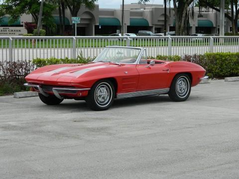 1963 Chevrolet Corvette CONVERTIBLE for sale