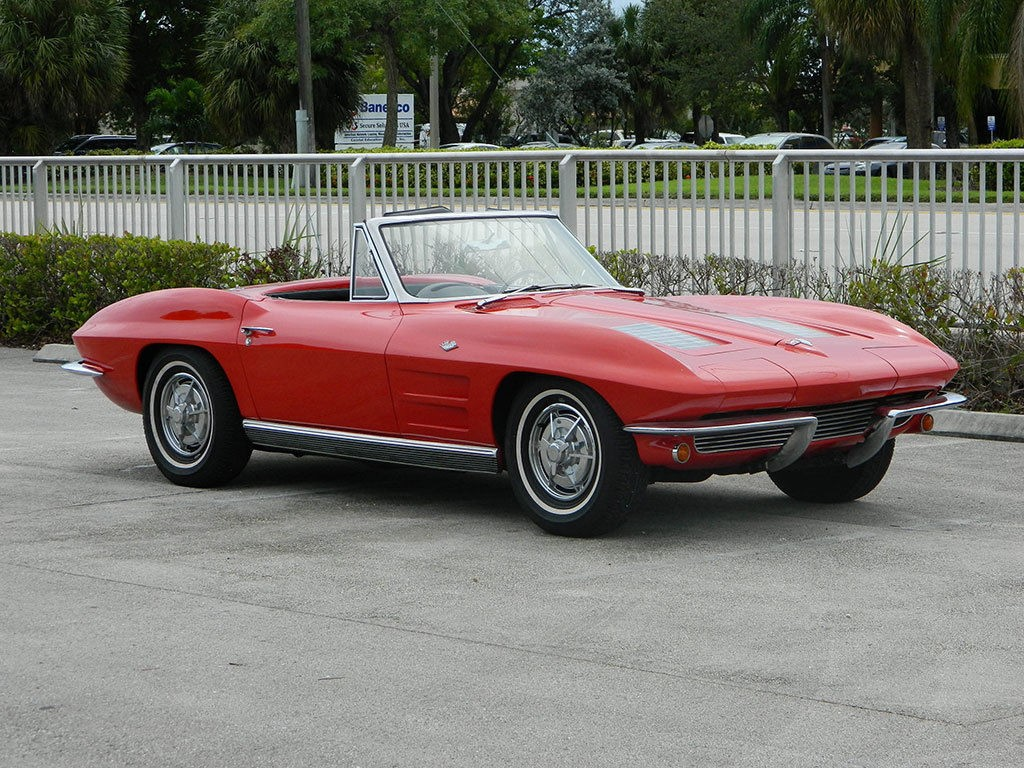 1963 chevrolet corvette convertible for sale. Black Bedroom Furniture Sets. Home Design Ideas
