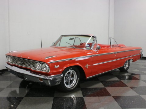 1963 Ford Galaxie Convertible for sale