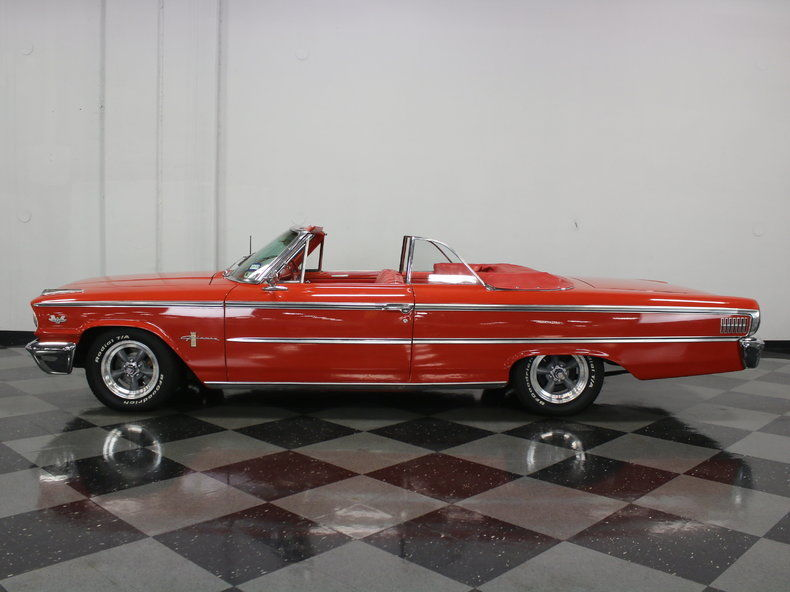 1963 Mustang Convertible For Sale