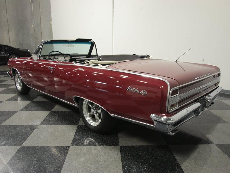1964 Chevrolet Chevelle Convertible