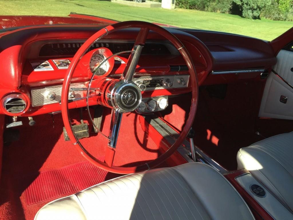 1964 Chevrolet Impala Super Sport Convertible