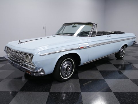 1964 Plymouth Sport Fury Convertible for sale