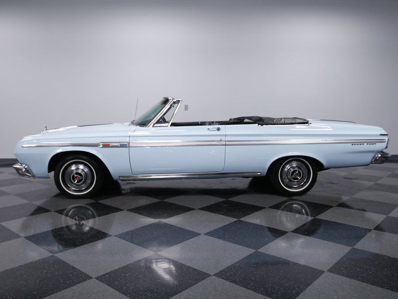 1964 Plymouth Sport Fury Convertible