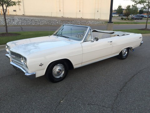 1965 Chevrolet Chevelle 300 Convertible for sale