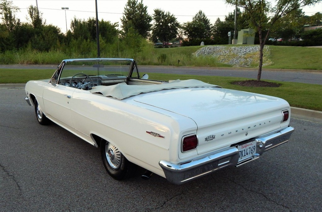 1965 Chevrolet Chevelle 300 Convertible