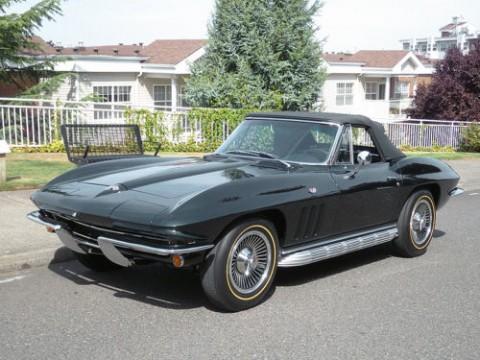 1965 Chevrolet Corvette Convertible for sale