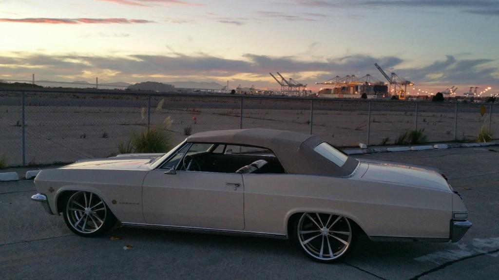 1965 Chevrolet Impala 2 Door Convertible