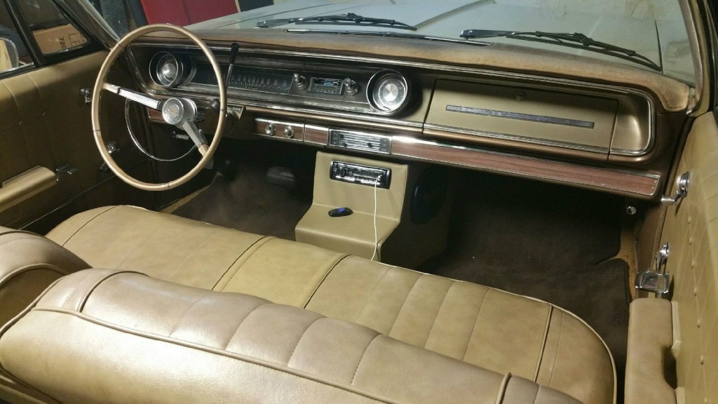 1965 Chevrolet Impala 2 Door Convertible