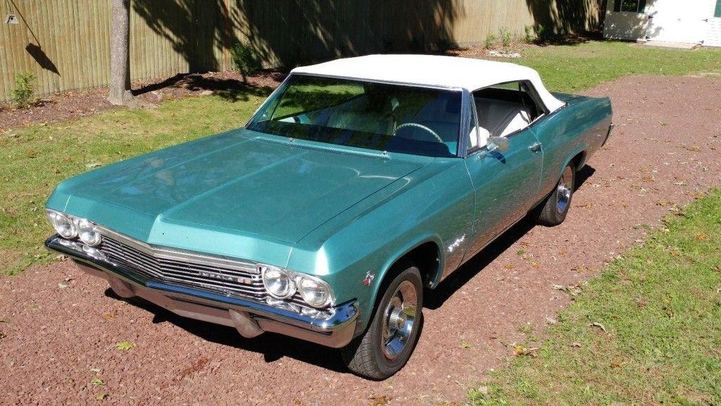1965 Chevrolet Impala Super SPORT Convertible