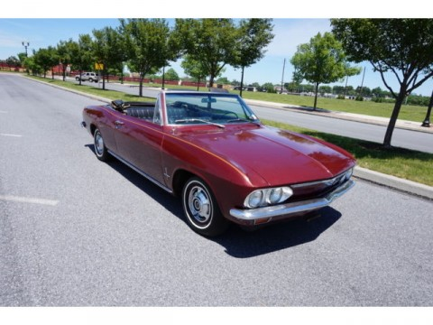 1966 Chevrolet Corvair Convertible for sale