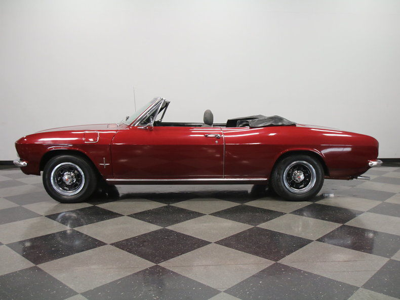 1966 Chevrolet Corvair Convertible