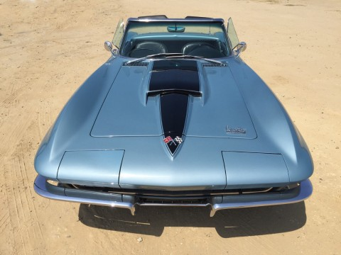 1966 Chevrolet Corvette 2 door Convertible with Hard Top for sale
