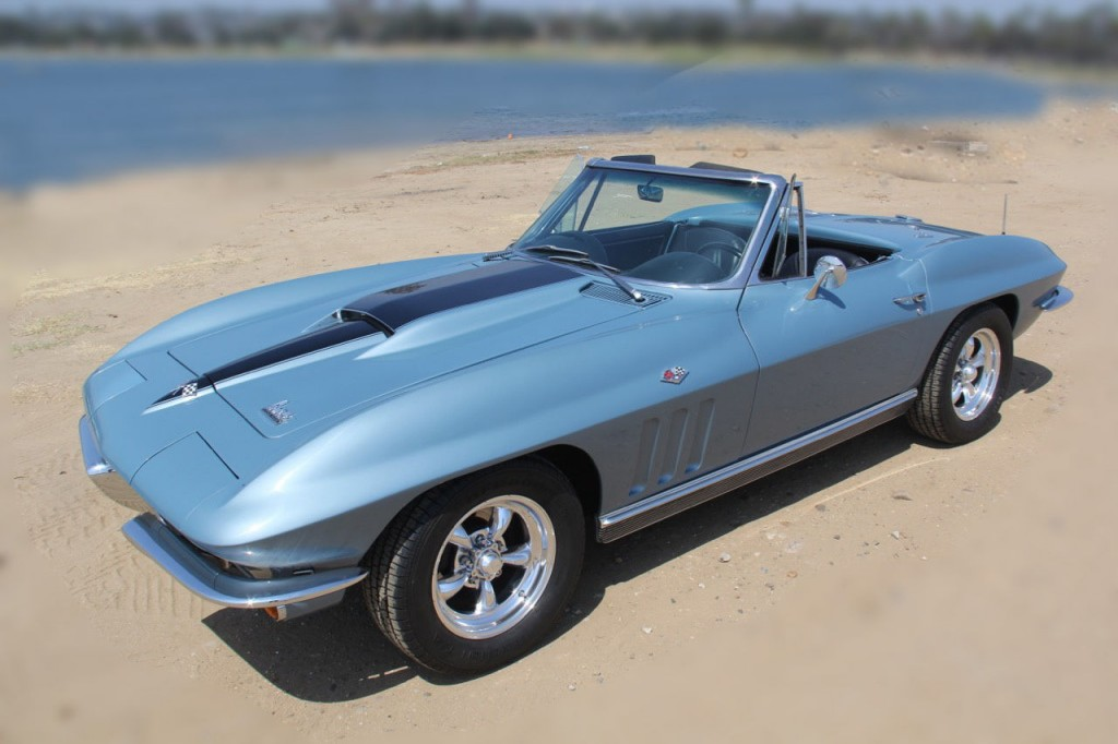 1966 Chevrolet Corvette 2 door Convertible with Hard Top
