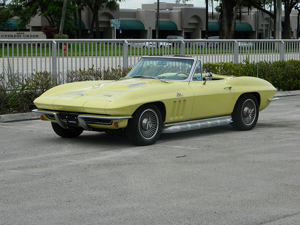 1966 Chevrolet Corvette BIG BLOCK Convertible