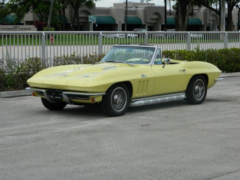 1966 Chevrolet Corvette BIG BLOCK Convertible for sale
