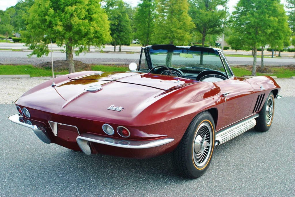 1966 Chevrolet Corvette Stingray Convertible