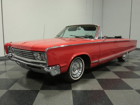 1966 Chrysler Newport Convertible for sale