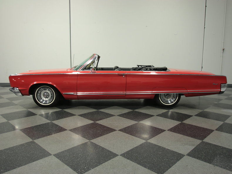 1966 Chrysler Newport Convertible