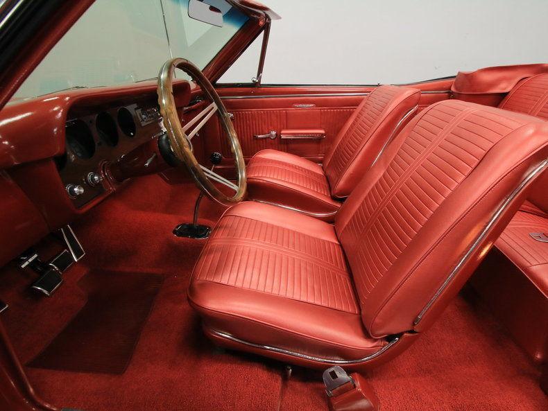 1966 Pontiac GTO Convertible