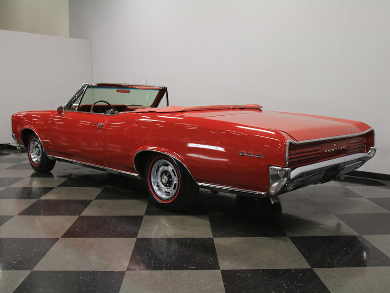 1966 pontiac gto convertible for sale. Black Bedroom Furniture Sets. Home Design Ideas