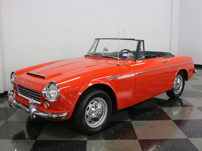 1967 datsun 1600 convertible for sale for Classic american convertibles for sale