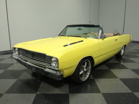1967 Dodge Dart GT Convertible for sale