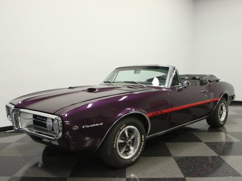 1967 Pontiac Firebird Convertible for sale