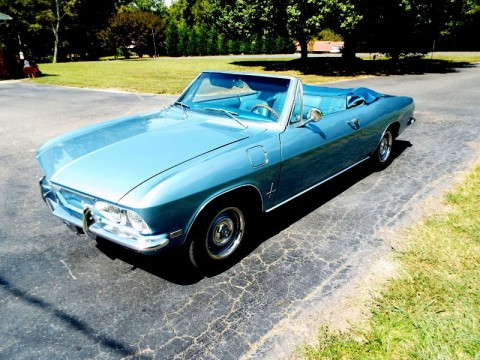 1968 Chevrolet Corvair Monza Convertible for sale