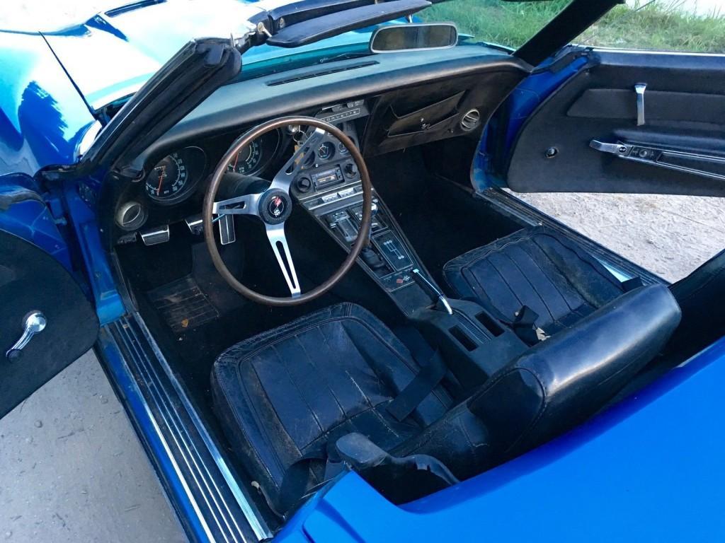 1968 Chevrolet Corvette Base Convertible