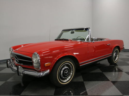 1968 mercedes benz 250sl convertible for sale for Mercedes benz sl convertible for sale